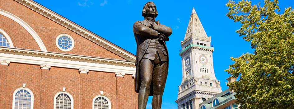 Sam Adams, Massachusetts attorney